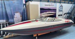 Stingray 230 SX met Mercruiser 5.7 MPI 300 PK