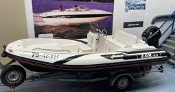 Zar 43 met Mercury 40 pk EFI Fourstroke